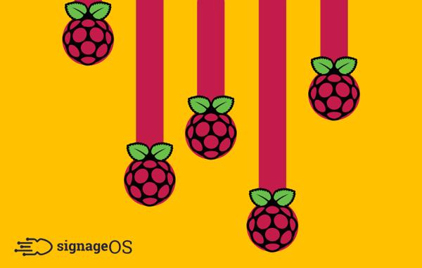 Raspberry Pi signageOS Integration